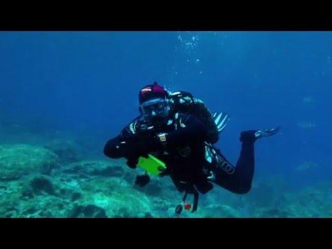 Underwater Cyprus 2016 - with Podvodnyi Mir