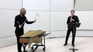 Alto Voltango by Luis Naón: V. Volta Al Tango (Duo Axon)