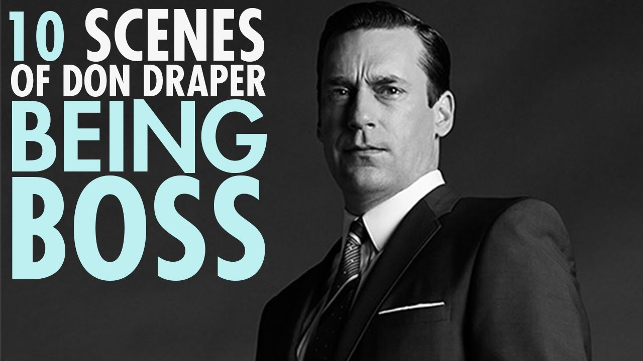 10 Reasons Don Draper Is More Manly Than You Youtube