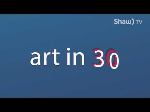 Art in 30 - Episode 2 - Birch Trees