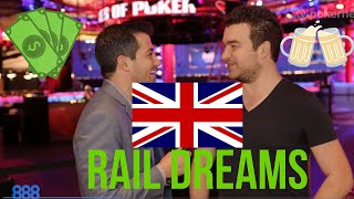 888 Poker Spotlight: Chris Moorman Calls for the British Rail