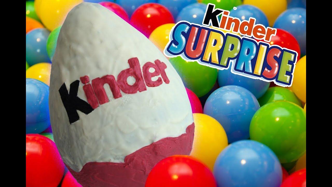 SUPER KINDER SURPRISE !! # 243 # - YouTube