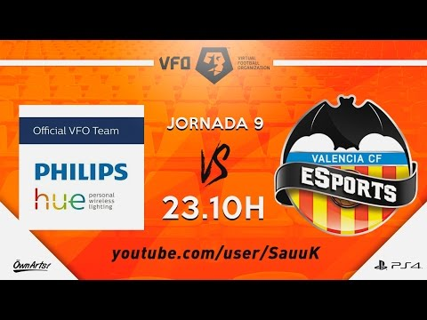 Philips HUE - Valencia eSports | VFO 2ªTemporada PS4