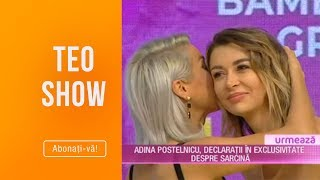 Teo Show (12.06.2019) - Bambi si Greek4you, distractie pe ritmuri grecesti!