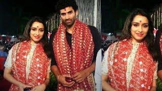 Shraddha Kapoor gets married to Aditya Roy Kapoor in real life |Aasiqui 2 couple ❤