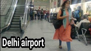 indiragandhi international airport delhi, Terminal T1d
