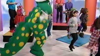 The Wiggles - Romp Bomp a Stomp (Wake Up Jeff! - 1996)