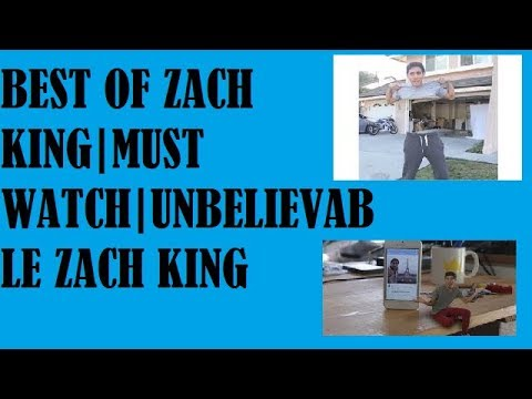 ZACH KING MAGIC VINES|BEST OF ZACH KING|ZACH KING COMPILATION||TOP 10 MAGIC TRICKS|BEST OF ZACK KING