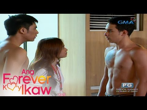 Ang Forever Ko'y Ikaw: Marione between two hot men