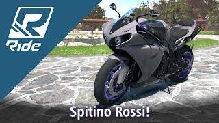 Spitino Rossi! =D Yamaha R1 - Tunando e Turnê Mundial | RIDE [PT-BR]