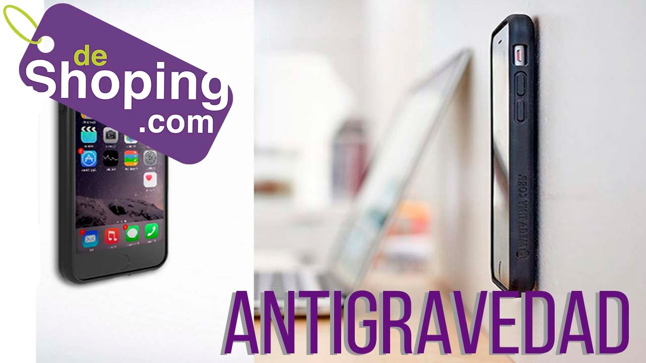 carcasa antigravedad iphone 7