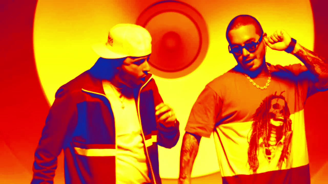 Nicky Jam & J Balvin - X (Remix Eras)