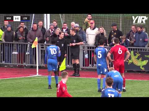 Highlights: Worthing 3-4 Lewes