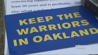Future Home Of Warriors Will Be Subject Of Ballot Measure In SF
