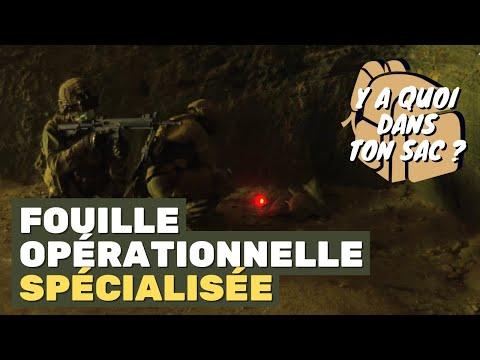 [Y A QUOI DANS TON SAC ?] Fouille ops spécialisée