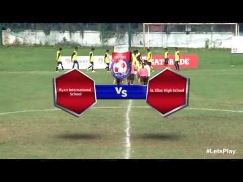 RFYS: Mumbai Jr. Boys - Ryan International School vs St. Elias High School Highlights