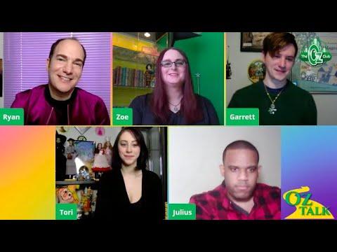 Download Oz Talk Episode 8: Oz Animated Series