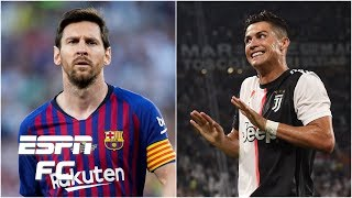 Does Lionel Messi need a move to Man City to be better than Cristiano Ronaldo | ESPN FC