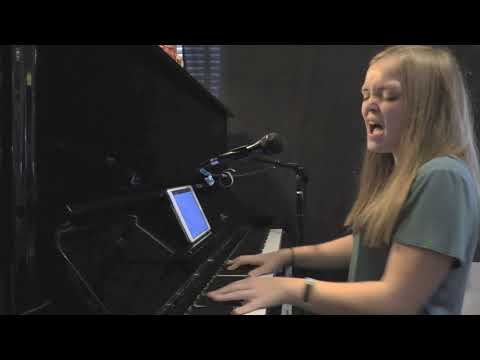"""""""Oops!...I Did It Again"""" Cover By Sarah-Grace"""