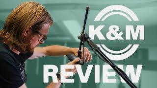 Drum Microphone Stands - K&M Review