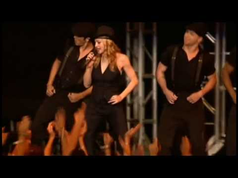 Madonna - Don't Tell Me [Re-Invention Tour] HD