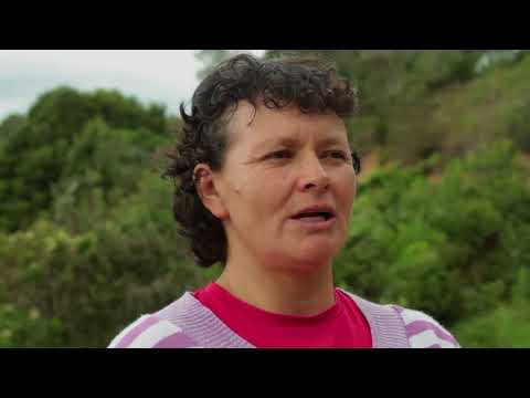Ana, una campesina que utilizó la tecnología para mejorar sus cultivos. C20-N3