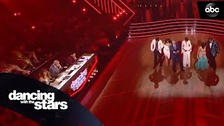 The First Elimination of Season 28 - Dancing with the Stars