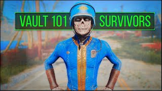 Vault 101 Survivors in Fallout 4? - Fallout 4's Greatest Unsolved Mystery