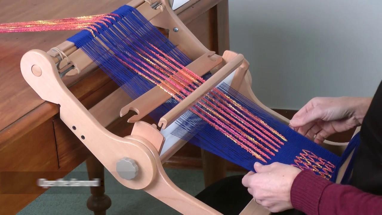 ashford handicrafts - rigid heddle loom