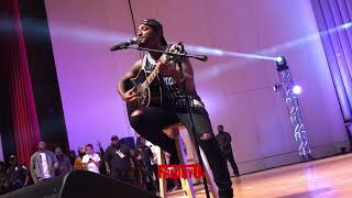 lloyd at morehouse homing 2017 performing tru official video