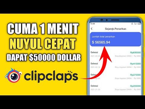 CARA CEPAT NUYUL CLIPCLAP 2021