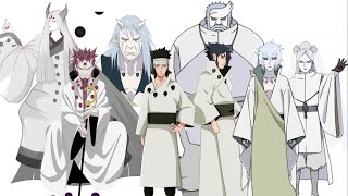 Naruto: Ootsutsuki clan (All known members)