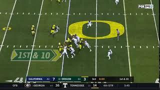 Oregon Counter Run