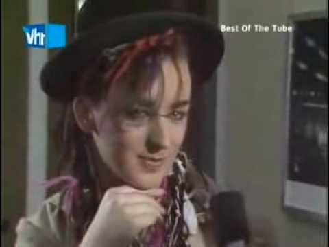 Culture Club - [Live On The Tube] Time (Clock Of The Heart)