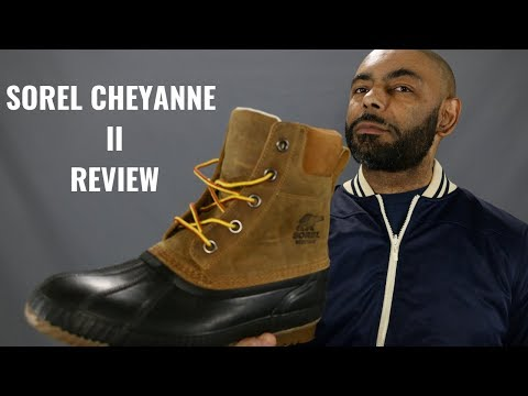 Sorel Cheyanne II Duck Boot UnBoxing And Review