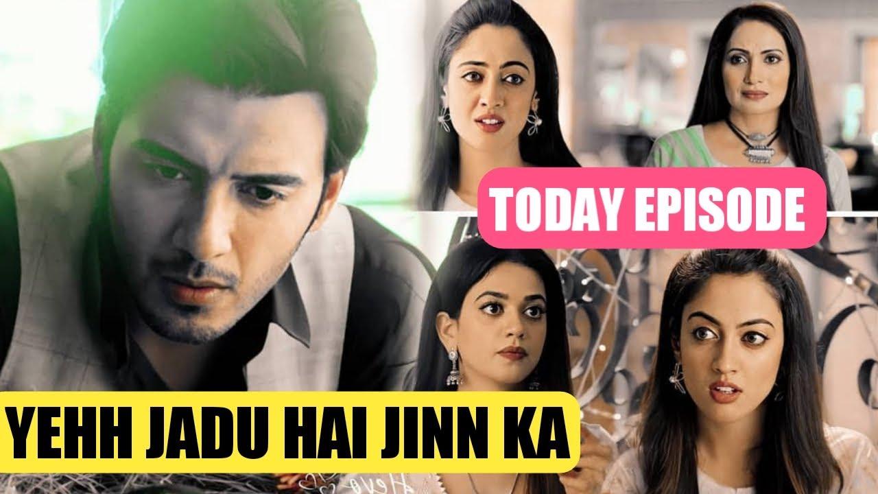 Download Yehh Jadu Hai Jinn Ka | Episode 135 | 11 August | Vikram Singh Chauhan | Aditi Sharma | YourTimeDeal