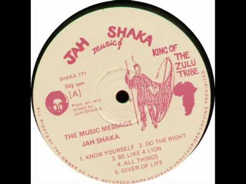 Jah Shaka - Be Like A Lion+Lion Dub