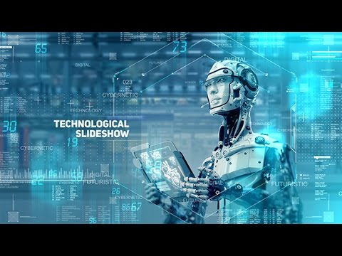 Technological Slideshow | After Effects template - YouTube