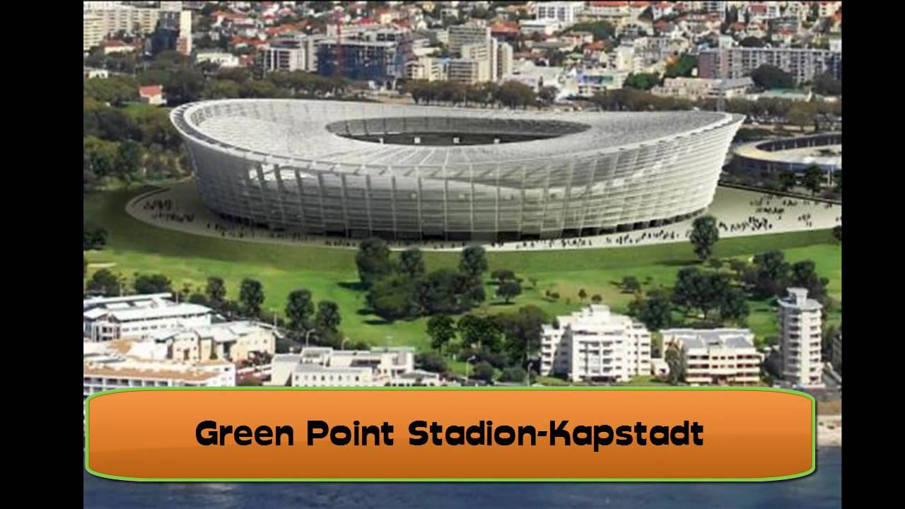 Alle Wm Stadien 2010 In Südafrika Youtube