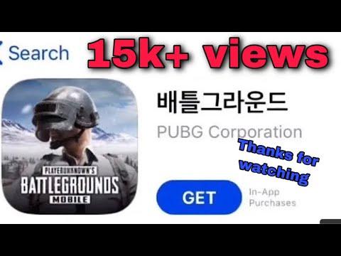 How to change Apple ID korea for download PUBG korea🇯🇵