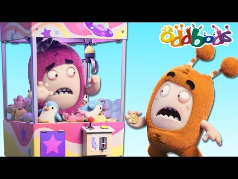 Oddbods NEW - THE TOY MACHINE | The Oddbods Show | Funny Cartoons For Children