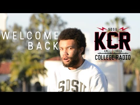 This is KCR - Welcome Back (Spring 2018)