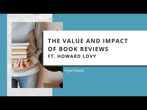 The Value and Impact of Book Reviews