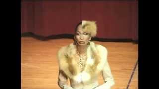 Miss Black America 2004: Tommie Ross in Sportswear