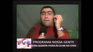 PROGRAMA NOSSA GENTE TVC PELOTAS 06 07 2016 BIRINHA APRESENTAÇÃO