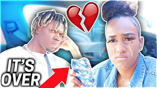 SHE FOUND A CONDOM IN MY CAR I THINK ITS OVER!!!💔
