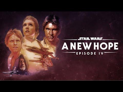 เล่าเรื่อง Star Wars Episode IV (A New hope)
