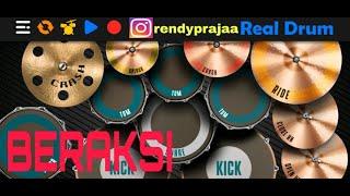 KOTAK-BERAKSI || REAL DRUM COVER