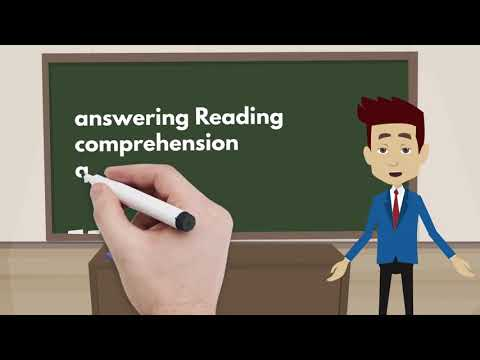 Reading comprehension skills | Reading comprehension strategies | Free English lessons online