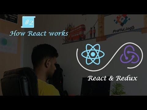 React Tutorial with Redux #2 How React works thumbnail